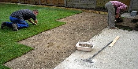Landscaping Greenford UB6